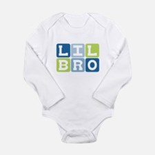 Lil Bro Infant Creeper Body Suit
