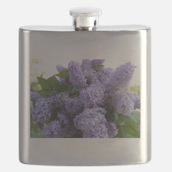 Lilac Lilac Flask