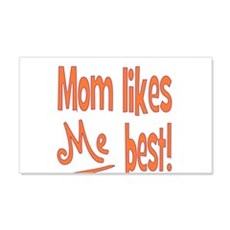 mombest.png Wall Decal