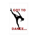 Dance Stickers (10)