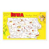 Iowa Postcards