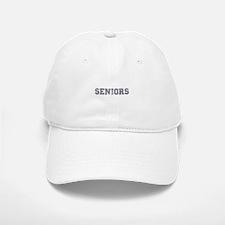 Seniors High School Baseball Baseball Cap
