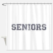 Seniors High School Shower Curtain