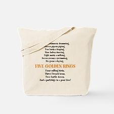 12 Days of Christmas - Tote Bag