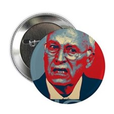 """Dick Cheney - """"DICK"""" 2.25"""" Button"""