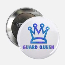"""Guard Queen 2.25"""" Button (10 pack)"""