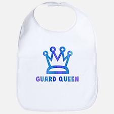 Guard Queen Bib