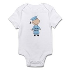 Class Of 2031 Boy Graduate Infant Bodysuit