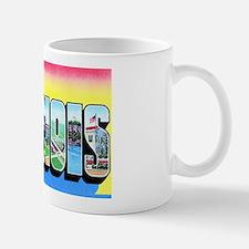 Illinois Greetings Mug