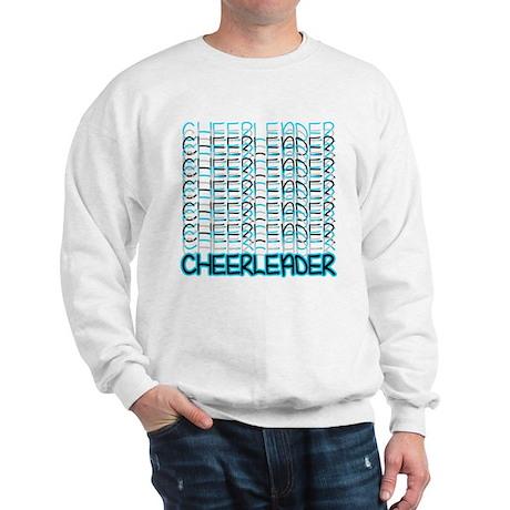 Cheerleader (blue) Sweatshirt