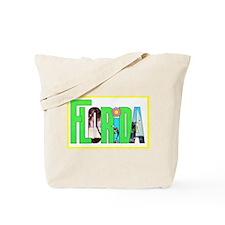 Florida Greetings Tote Bag