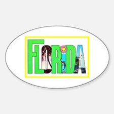 Florida Greetings Decal