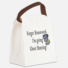 Forgethouseworkb.png Canvas Lunch Bag