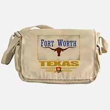 Fort Worth (Flag 10).png Messenger Bag