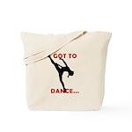 Dance / Gymnastics Tote Bag