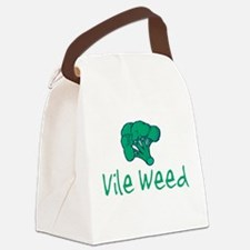 vileweed.png Canvas Lunch Bag