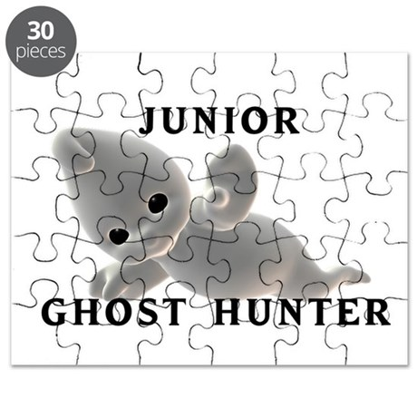 JR Ghost Hunter Puzzle