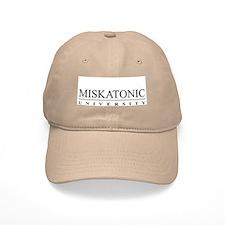 Miskatonic University Baseball Cap (Tan)