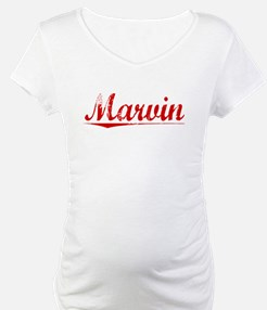 Marvin, Vintage Red Shirt