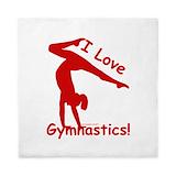Gymnastic Queen Duvet Covers
