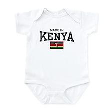 Made In Kenya Infant Bodysuit