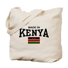 Made In Kenya Tote Bag