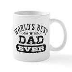 World's Best Dad Ever Mug