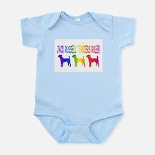 Jack Russell Terrier Infant Bodysuit