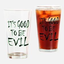 Good/Evil Drinking Glass