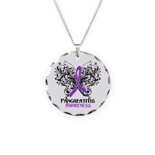 Pancreatitis Awareness Necklace