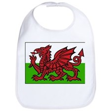 Welsh Flag Bib