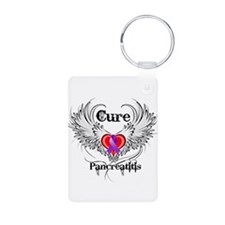 Cure Pancreatitis Keychains
