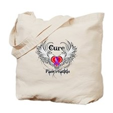 Cure Pancreatitis Tote Bag