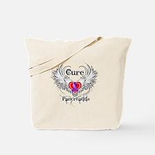 Cure Pancreatitis Tote Bag