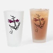 Refuse to Sink Drinking Glass