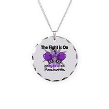 Fight is On Pancreatitis Necklace