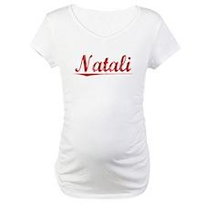 Natali, Vintage Red Shirt