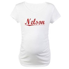 Nelson, Vintage Red Shirt