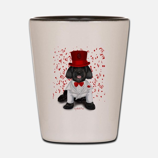 Havanese Cuba Bond Shot Glass