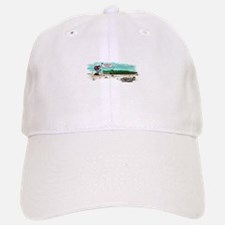 Crawfish Threat! Baseball Baseball Cap
