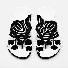 5-3-paulownia Flip Flops