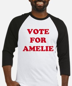 VOTE FOR AMELIE  Baseball Jersey