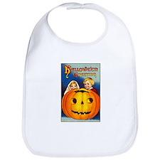 Victorian Halloween Children Bib