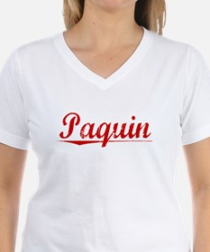 Paquin, Vintage Red Shirt