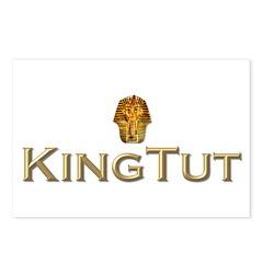 King Tut Postcards (Package of 8)