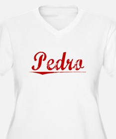 Pedro, Vintage Red T-Shirt
