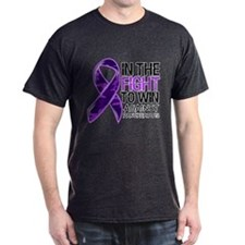 In The Fight Pancreatitis T-Shirt