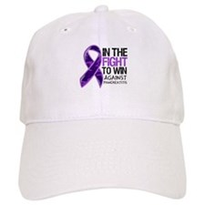 In The Fight Pancreatitis Baseball Cap