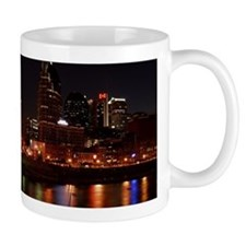 Nashville and the Cumberland River Mug