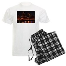 Nashville and the Cumberland River pajamas
